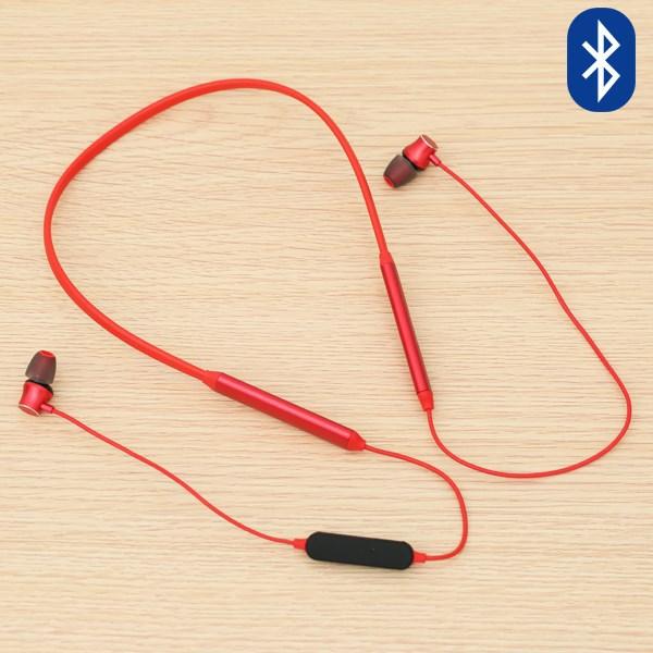 Tai nghe Bluetooth Mozard Q6 Đỏ