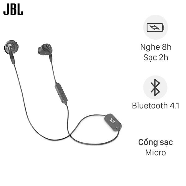 Tai nghe Bluetooth JBL INSP500 Đen