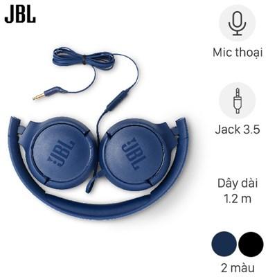 Tai nghe Có Dây Chụp Tai JBL T500