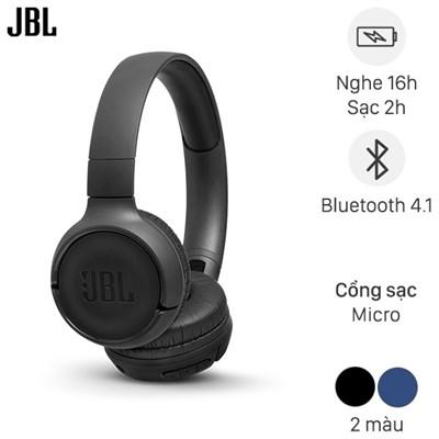 Tai nghe Bluetooth Chụp Tai JBL T500