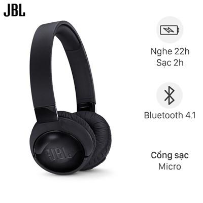 Tai nghe Bluetooth Chụp Tai JBL Tune 600
