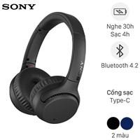 Tai nghe chụp tai không dây Sony Extra Bass WH-XB700
