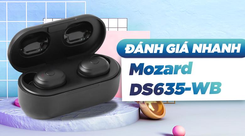 Tai nghe Bluetooth True Wireless Mozard DS635-WB