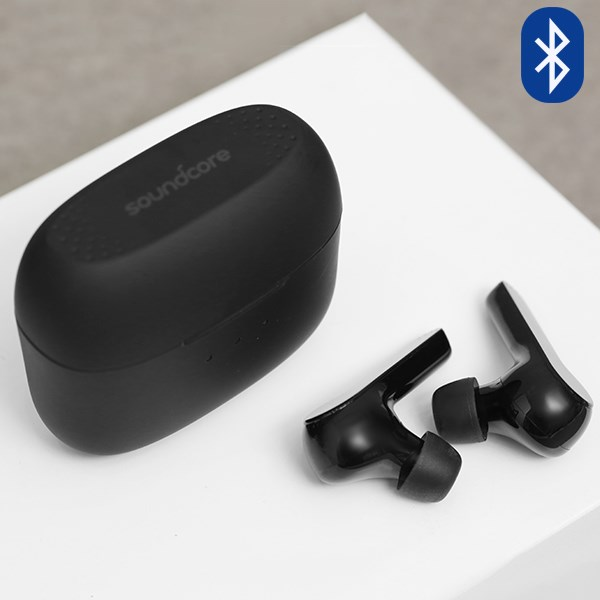 Tai nghe Bluetooth True Wireless Anker A3902 Đen