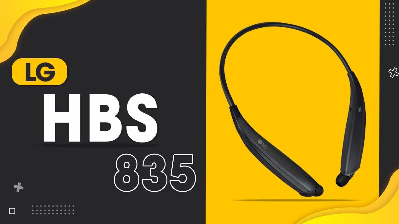 Tai nghe Bluetooth Thể Thao LG Tone Ultra HBS-835