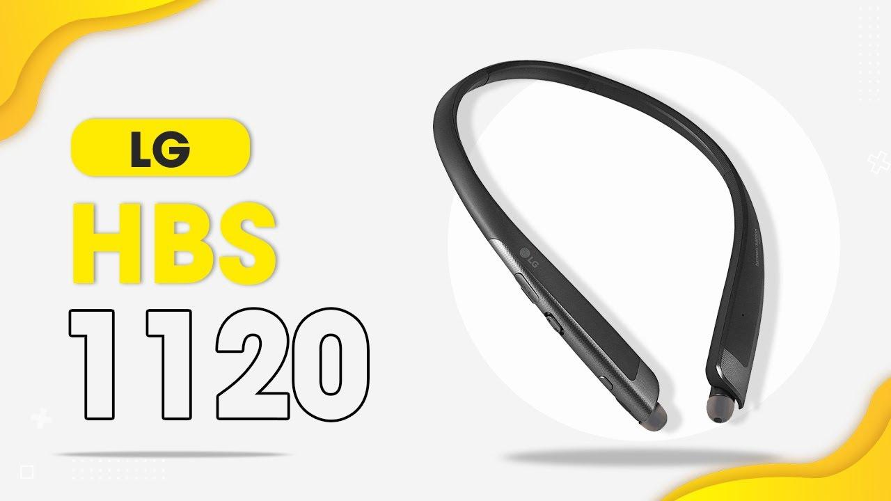 Tai nghe Bluetooth Thể Thao LG Tone Platinum SE HBS-1120