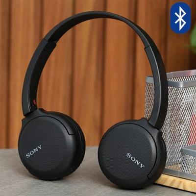 Tai nghe chụp tai Bluetooth Sony WH-CH510/BC Đen