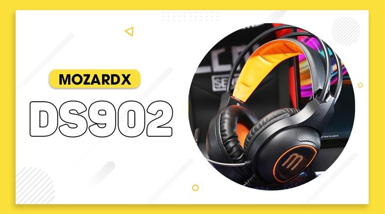 Tai nghe Chụp Tai Gaming MozardX DS902 7.1