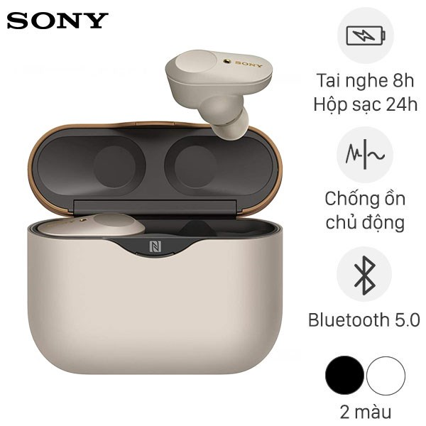 Tai nghe Bluetooth True Wireless Sony WF-1000XM3