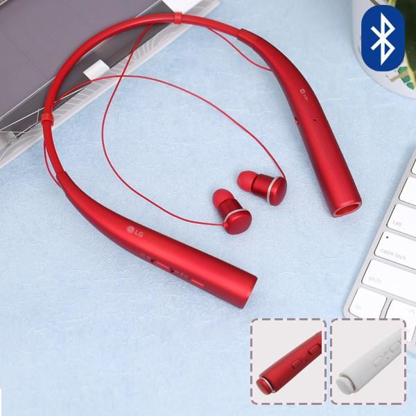 Tai nghe Bluetooth LG HBS-780 Đỏ Trắng