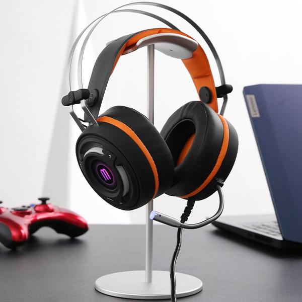 Tai nghe chụp tai Gaming MozardX G1 Đen