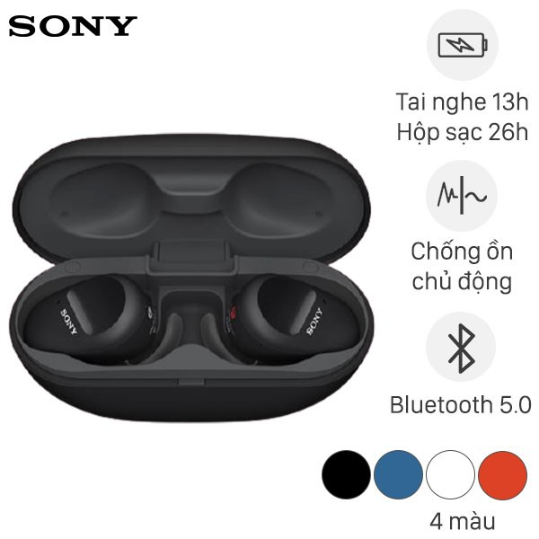 Tai nghe Bluetooth True Wireless Sony WF-SP800N