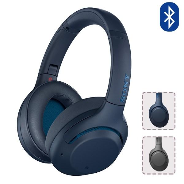 Tai nghe chụp tai Bluetooth Sony WH-XB900N