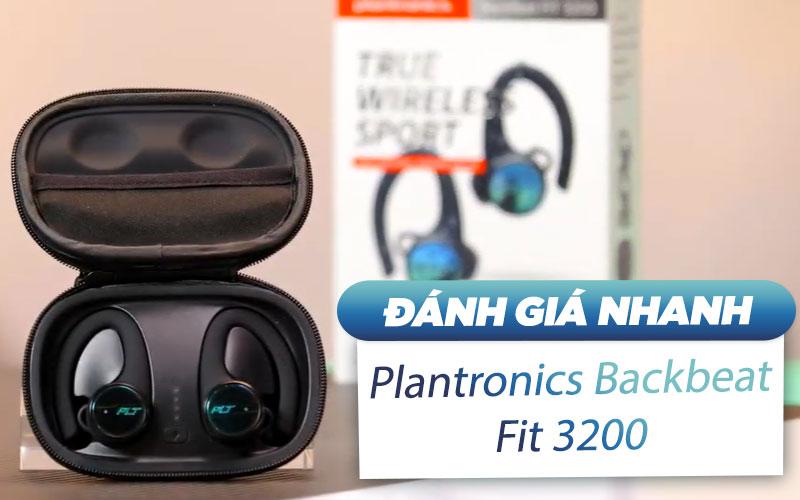Tai nghe Bluetooth True Wireless Plantronics Backbeat Fit 3200