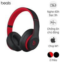 Tai nghe Bluetooth Chụp Tai Beats Studio3 Wireless MX422/ MX432