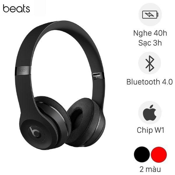 Tai nghe chụp tai Beats Solo3 Wireless MX432/ MV8T2