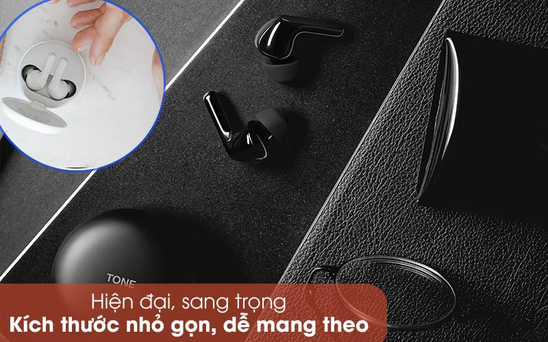 Sang đẹp - Tai nghe Bluetooth True Wireless LG HBS-FN4