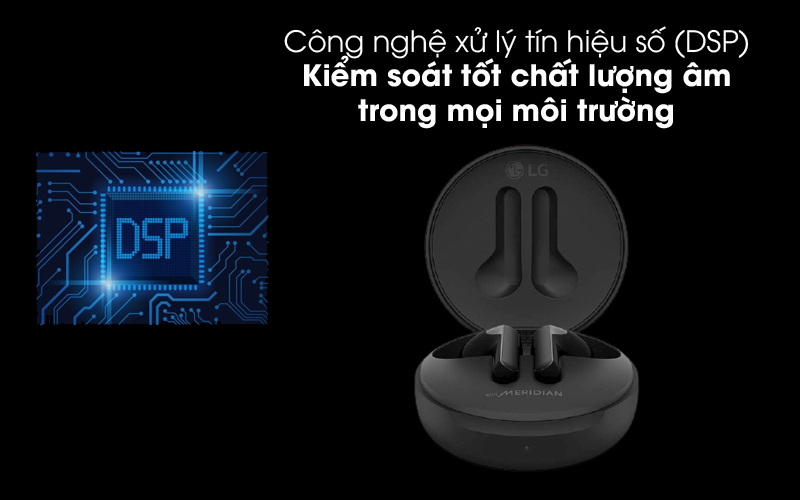 DSP - Tai nghe Bluetooth True Wireless LG HBS-FN4