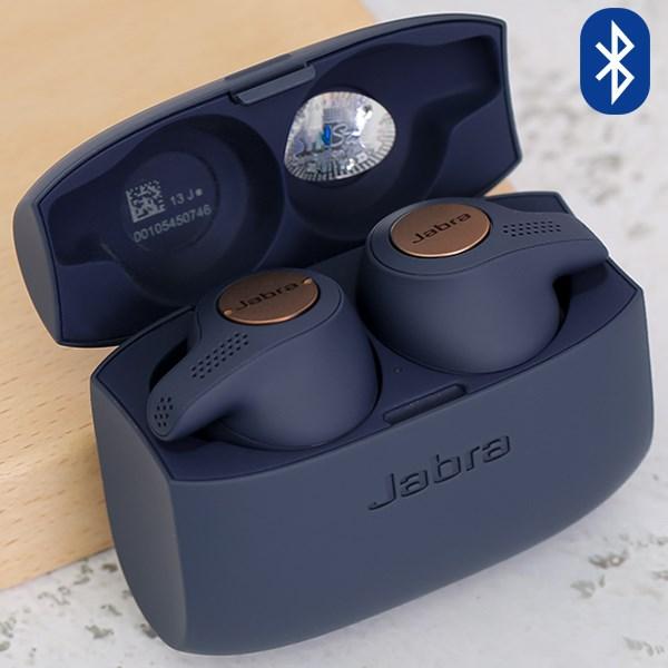 Tai nghe Bluetooth True Wireless Jabra Elite Active 65T Xanh Cooper