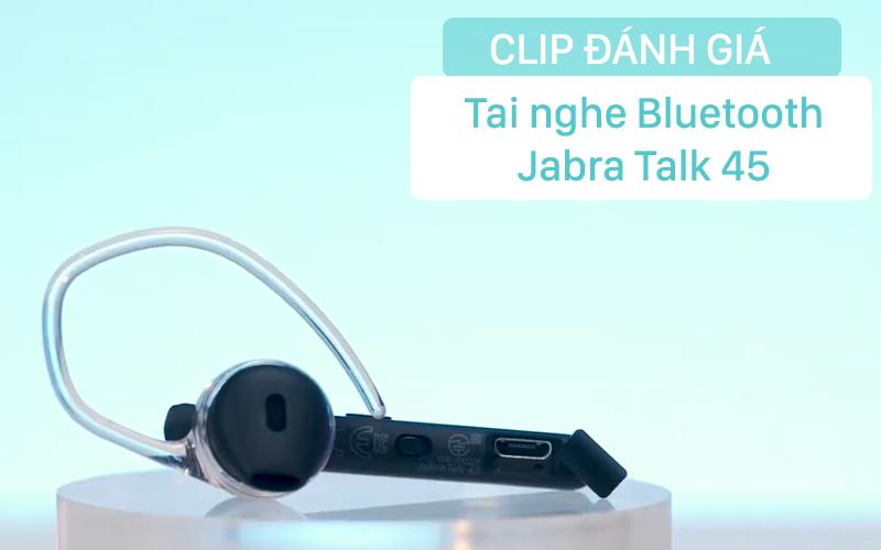 Tai nghe Bluetooth 1 Bên Jabra Talk 45