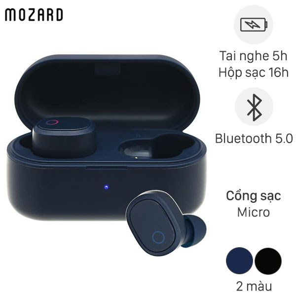 Tai nghe Bluetooth True Wireless Mozard TS13