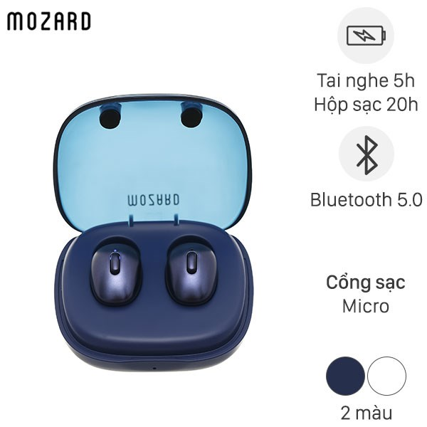 Tai nghe Bluetooth True Wireless Mozard Q8