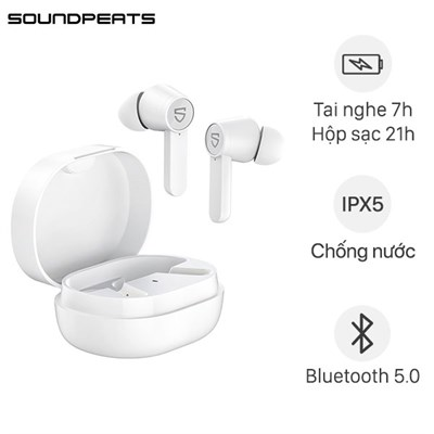 Tai nghe Bluetooth True Wireless Soundpeats Q