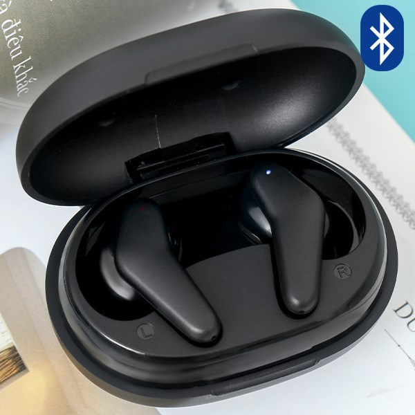 Tai nghe Bluetooth True Wireless Rapoo I100 Đen