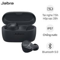 Tai nghe Bluetooth True Wireless Jabra Elite Active 75T Đen Xám