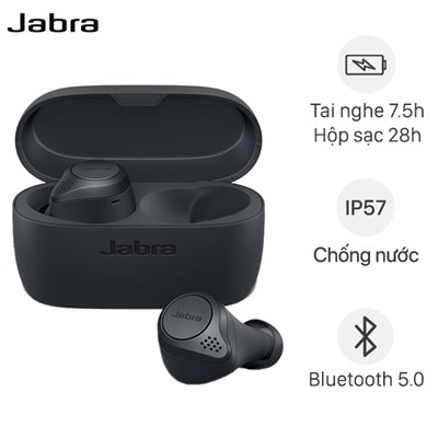 Tai nghe Bluetooth True Wireless Jabra Elite Active 75T
