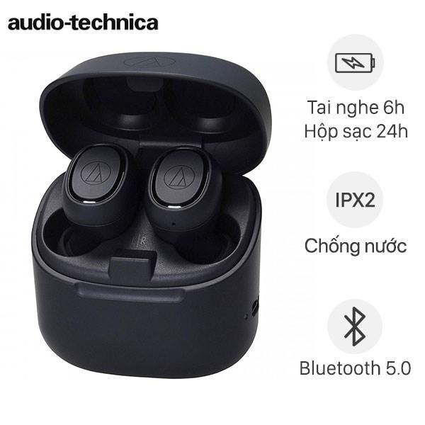 Tai nghe Bluetooth True Wireless Audio Technica ATH-CK3TW