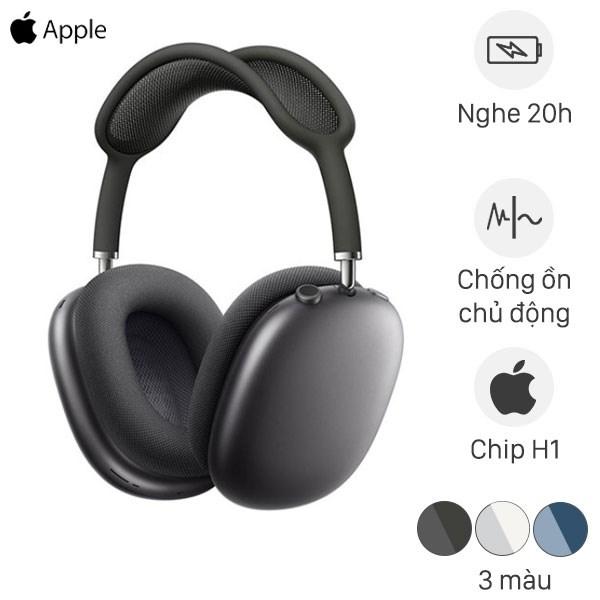 Tai nghe chụp tai Bluetooth AirPods Max Apple MGYH3/ MGYJ3/ MGYL3