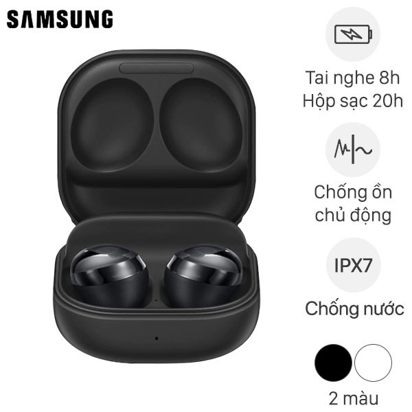 Tai nghe Bluetooth True Wireless Samsung Buds Pro
