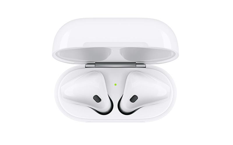 Tai nghe Bluetooth AirPods 2 Apple MV7N2 Trắng hỗ trợ chip H1 xử lý tốt hơn