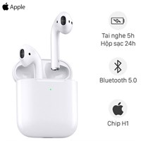 Tai nghe Bluetooth AirPods 2 Wireless charge Apple MRXJ2