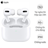 Tai nghe Bluetooth AirPods Pro Wireless Charge Apple MWP22