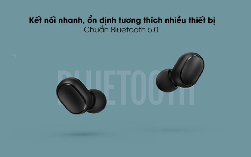 Tai nghe Bluetooth True Wireless Xiaomi Earbuds Basic 2 BHR4272GL- Bluetooth 5.0