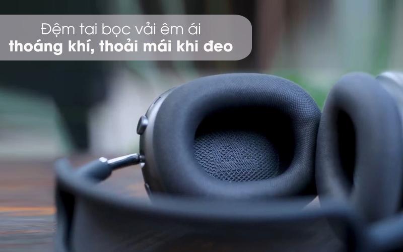 Đệm tai êm ái - Tai nghe chụp tai Bluetooth AirPods Max Apple MGYH3/ MGYJ3/ MGYL3