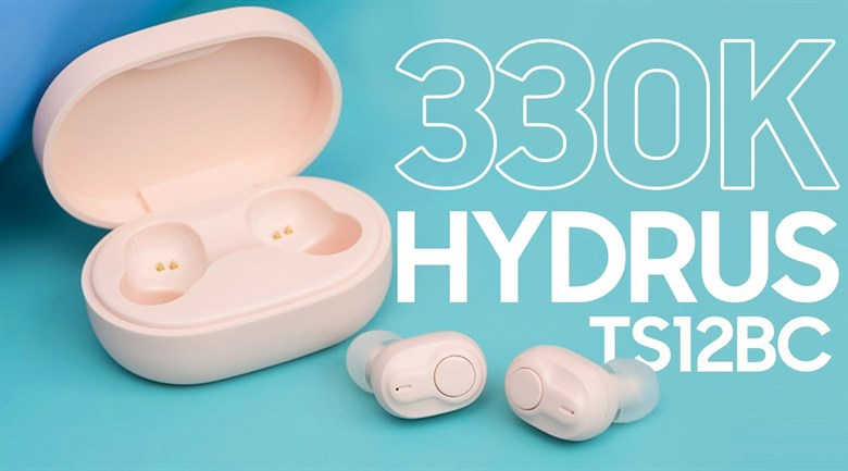 Tai nghe Bluetooth True Wireless Hydrus TS12BC