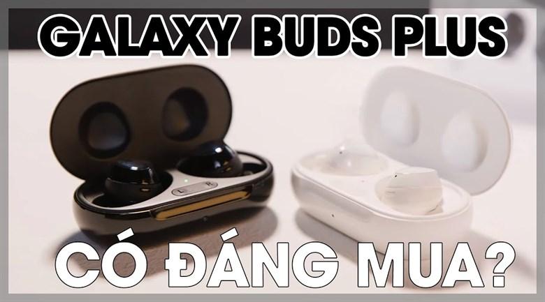 Tai nghe Bluetooth True Wireless Samsung Galaxy Buds+ R175