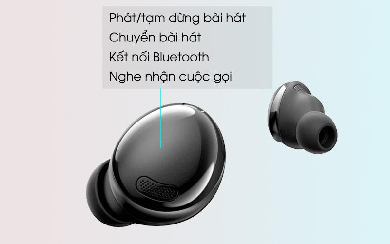 Tai nghe Bluetooth True Wireless Galaxy Buds Pro Bạc - HDSD