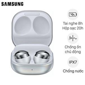 Tai nghe Bluetooth True Wireless Galaxy Buds Pro Bạc