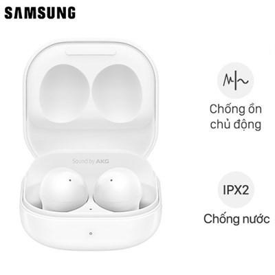 Tai nghe Bluetooth True Wireless Samsung Galaxy Buds 2 R177N Trắng