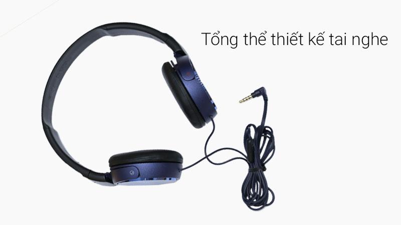 Tai nghe chụp tai Sony MDR-ZX310AP