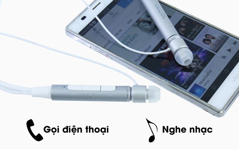 Tai nghe Bluetooth Roman Z6000 - Tiện ích
