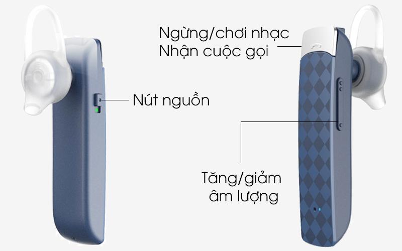 Tai nghe Bluetooth Roman R552S - Cách sử dụng