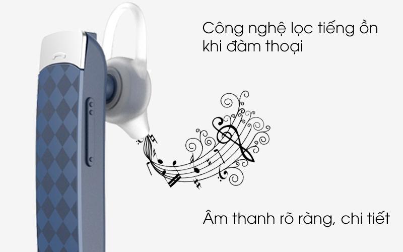 Tai nghe Bluetooth Roman R552S - Công nghệ lọc tiếng ồn khi đàm thoại