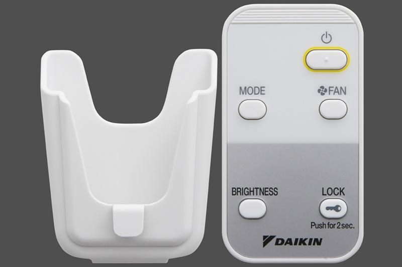 Điều khiển từ xa cầm gọn tay - Máy lọc không khí Daikin MC55UVM6