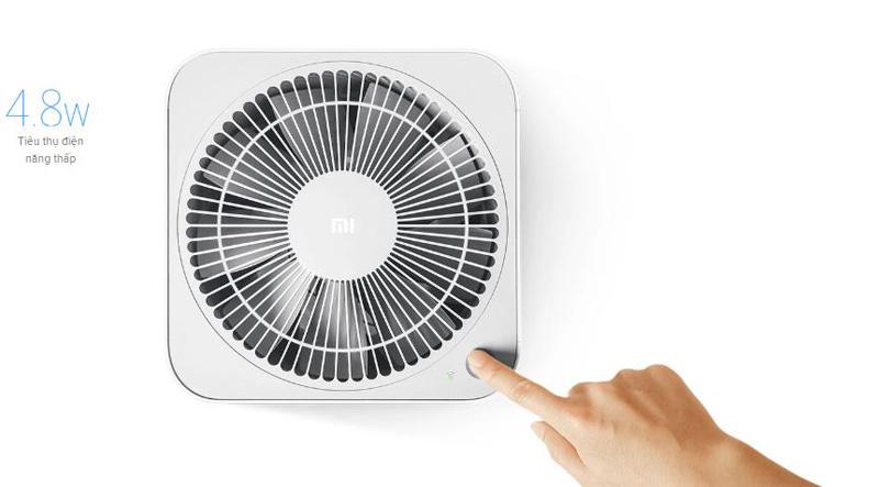 Dễ dùng, tiết kiệm điện - Máy lọc không khí Xiaomi Mi Air Purifier 2H