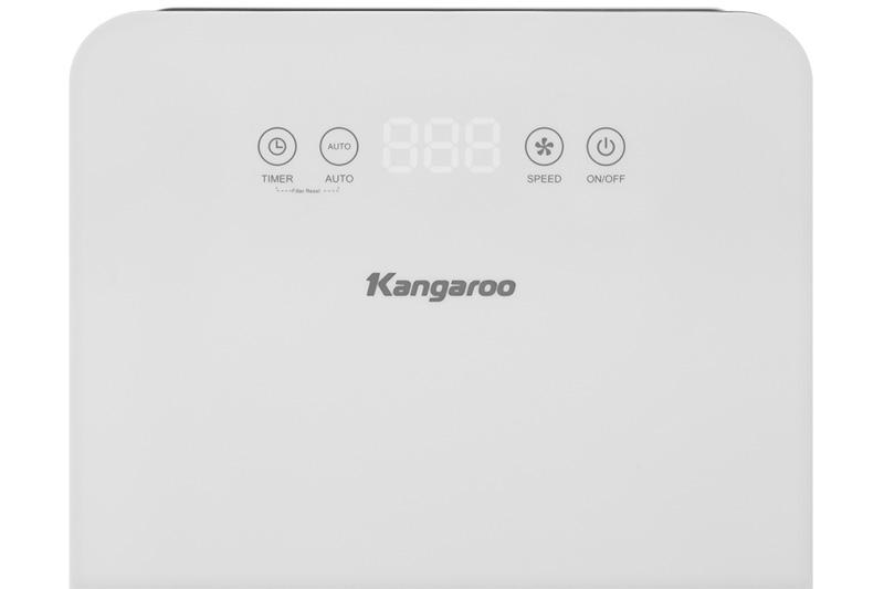 Dễ sử dụng, giàu tiện ích - Máy lọc không khí Kangaroo KG36AP2